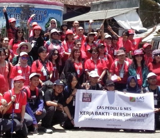 Gerakan Indonesia Bersih di Desa Kanekes, Suku Baduy – Lebak, Banten