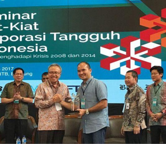 Portal CAS - Award Korporasi Tangguh ITB